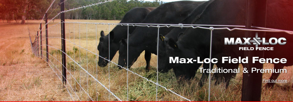 Max Loc Field Fence Traditional and Premium