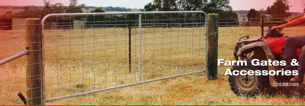 Farm Gates and Accessories
