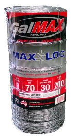 Max Loc Traditional Field Fence